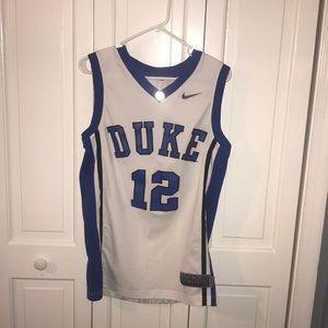 Duke Jersey #12